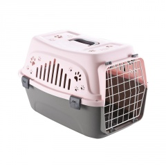 Portable Carrying Case for Dogs and Cats Pink